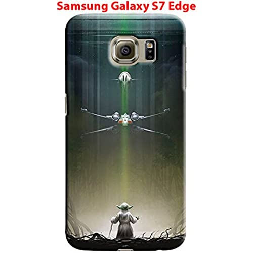 Star Wars for Samsung Galaxy S7 Edge Hard Case Cover (sw119) Sales