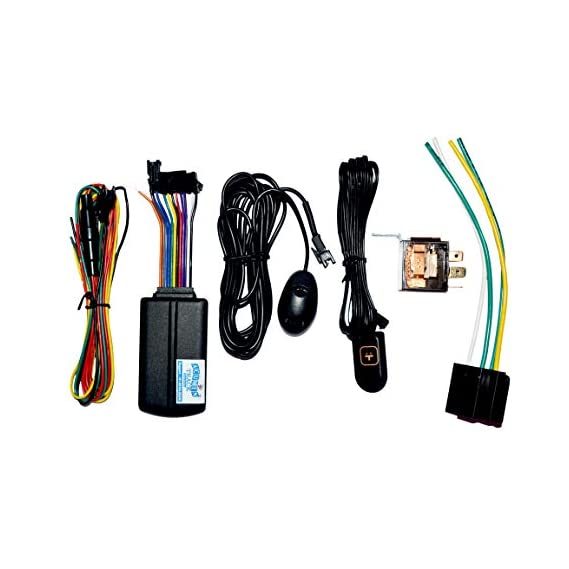 Acumen Track UC 900 Plus (A/c ON Off Notification, Oil Tracking) GPS Tracker for car, Bike, Bus and SUV with Engine Lock