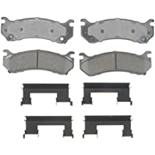 ACDelco 17D785CH Professional Ceramic Disc Brake Pad Set