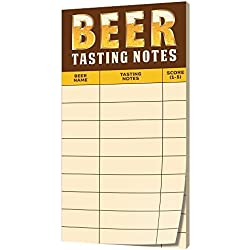 Cheers & Beers Beer Tasting Score Sheet
