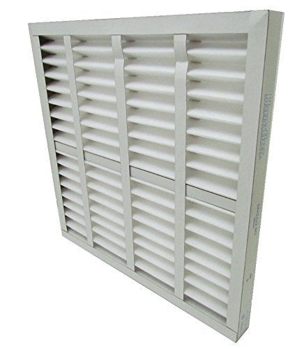 - AIR HANDLER 16x25x2 Pleated Air Filter, MERV 7 (Case of 12) by Air Handler