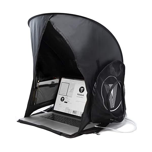 Laptop Sun Shade For Camping