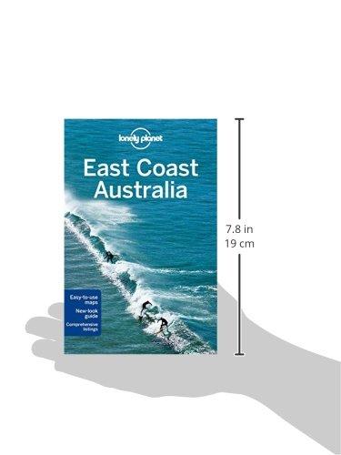 Lonely planet east coast australia travel guide getting down under - Australia tourism bureau ...