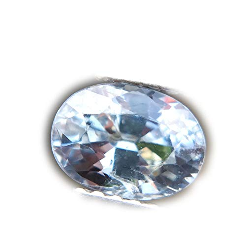 Lovemom 1.20ct Natural Oval Unheated Blue Sapphire Tanzania #W by Lovemom
