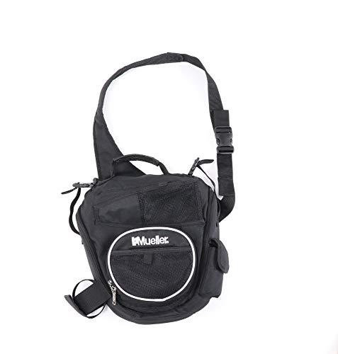 Mueller Sling Bag Athletic Trainer's Kit, Empty  Small Capacity Shoulder Sling AT Bag