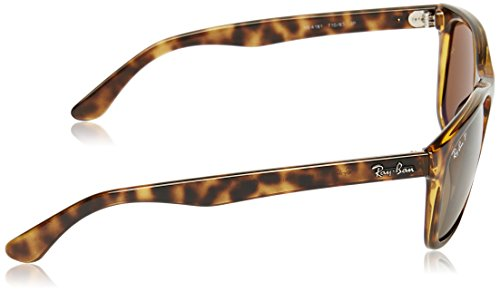Ray Ban RB4181 Highstreet Sunglasses - 710/83 Tortoise (Polarized Brown Classic B-15XLT Lens) - 57mm