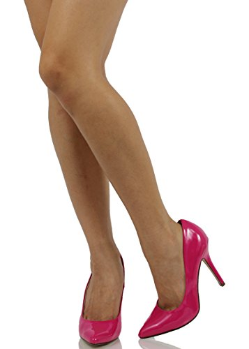 Pump Women's Sole Single Delicious Hot Cindy Pink Toe Velvet Pointy Classic Ax8dp8wq