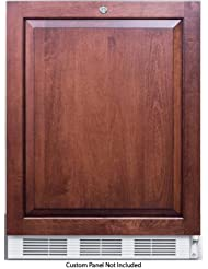 Summit FF6LBI7IFADA Refrigerator, Brown