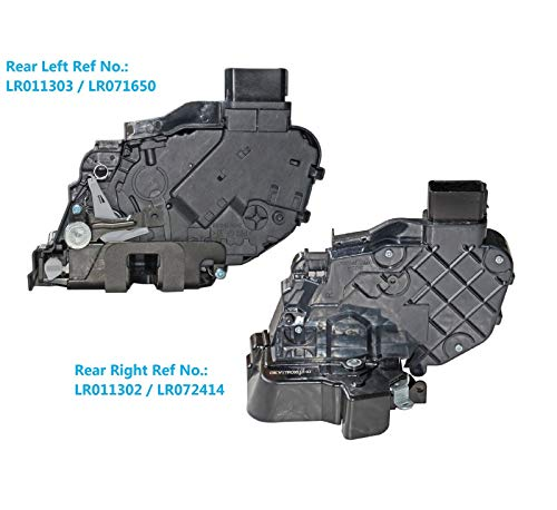 - LR071650 / LR072414 Door Lock Actuator Latch Mechanism For LAND ROVER Discovery (23RL+27RR)