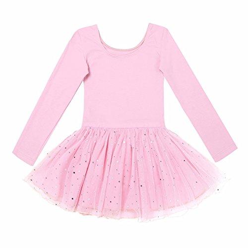 mesh ballet dress - 8