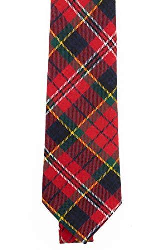 (MacPherson Modern Tartan Wool Necktie USA Kilts)