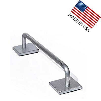 Metal Fingerboard Rails (Medium Straight) Handmade in The USA for Your Fingerboard ramps and Parks: Sports & Outdoors