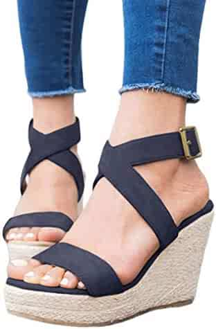 c869e5dfa52 Shopping 1 Star & Up - Platforms & Wedges - Sandals - Shoes - Women ...