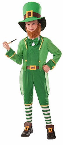 Forum Novelties Little Leprechaun Costume, Medium -