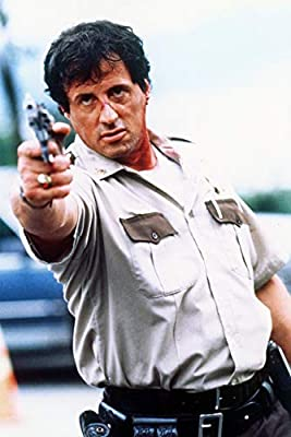 Amazon com: Sylvester Stallone in Cop Land 24x18 Poster