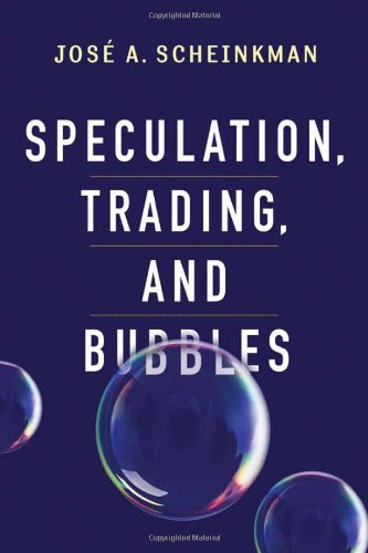 Speculation, Trading, and Bubbles (Kenneth J. Arrow Lecture Series)