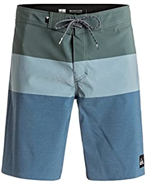 Men's Blocked Vee 20 Boardshort