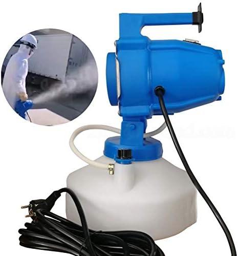 4Lフォガーマシン電気ULV 110V / 220Vミストスプレーヤーポータブルフォガーマシン消毒機屋内屋外超容量スプレーマシン加湿器