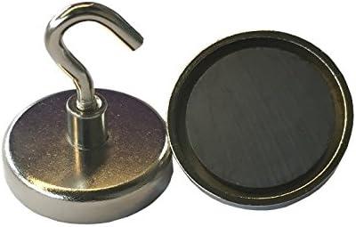 Superstarke Magnete Magnethaken Halter mit Traglast von bis zu 6 kg 10