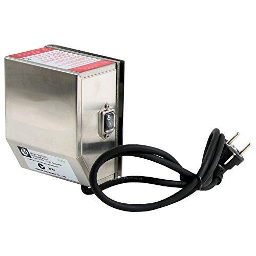 Edelstahlmotor für Grillspieß, Rotisserie und mehr, 2 U/m (Umdrehungen pro Minute) - 50 Hz - 4 Watt
