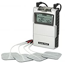 TENS MACHINE - DIGITAL (COMFY TENS) for Pain Relief, Muscle Stimulation & Pulse Massaging