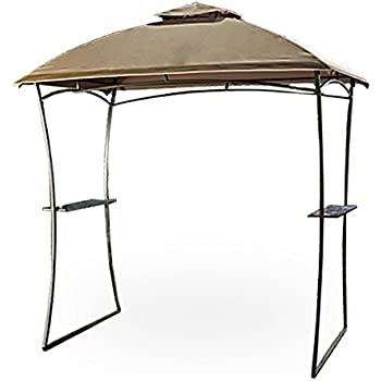 Garden Winds Replacement Canopy for the Domed Top Grill Gazebo - 350  sc 1 st  Amazon.com & Amazon.com : Garden Winds Domed Top Grill Gazebo Replacement ...