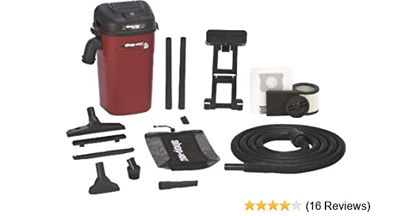 79e09c031f8 Amazon.com  Shop-Vac 3942100 4.5 HP Bulldog Hang-Up Wet - 5 Gallon  Capacity  Automotive