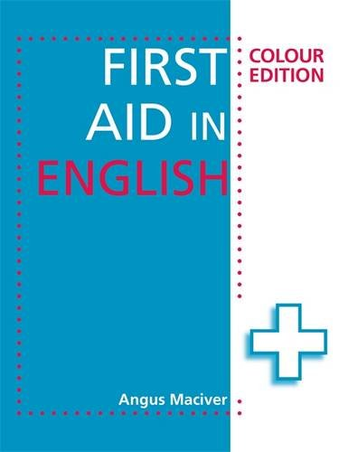 First Aid in English Colour Edition ebook