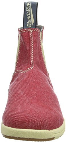 Canvas Unisex Red Rosso Scarpe Blundstone Eva S7wYYd