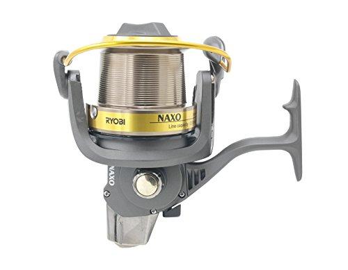 Ryobi Naxo 12000 Long Cast Distance Spinning Fishing (Long Cast Reel)