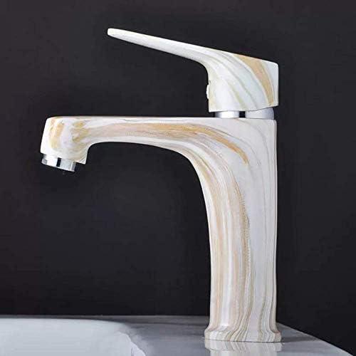 ZYL-YL 配管衛生陶器洗濯野菜実用的な耐摩耗洗面台ダブル温水と冷水が耐久性の蛇口をミキシング