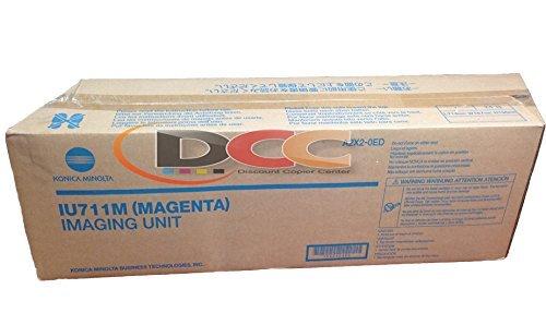 Genuine Konica Minolta IU711M Magenta Imaging Unit for Bizhub C654 (Genuine Magenta Imaging Unit)