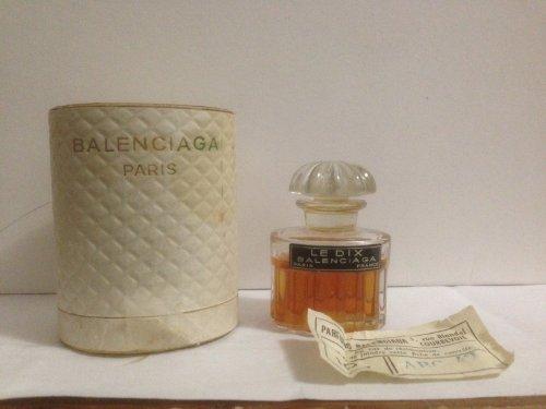 Le Dix 1/4 oz parfum by Balenciaga