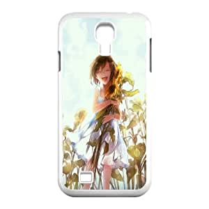 Best Quality [LILYALEX PHONE CASE] Stars and Sky For SamSung Galaxy S4 Case CASE-8