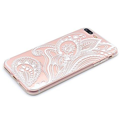 "HYAIT® For IPHONE 7 PLUS 5.5"" [XXG 17V3]Scratch-Proof Ultra Thin Rubber Gel TPU Soft Silicone Bumper Case Cover -BKI10"