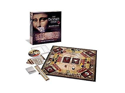 Amazon.com: Da Vinci Code – Juego de mesa: Toys & Games
