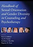 img - for Handbook of Sexual Orientation and Gender Diversity in Counseling and Psychotherapy by Edited by Kurt A. DeBord (2016-09-19) book / textbook / text book