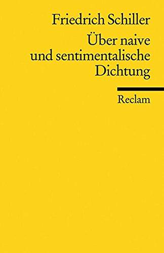 Über naive und sentimentalische Dichtung