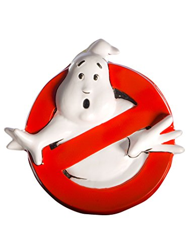 Rubie's Ghostbusters 15.5-Inch Wall Décor, No Ghosts -