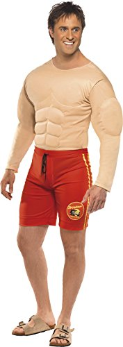 Baywatch Lifeguard Adult Costume - Large
