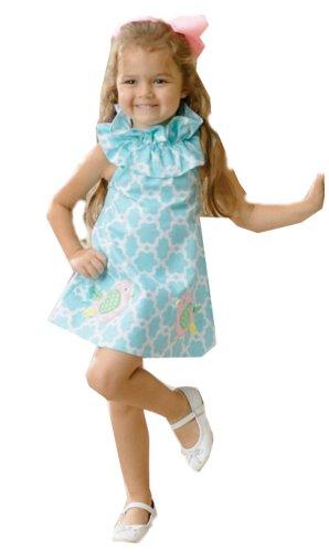 Easter Chick Dress for Toddler Girls
