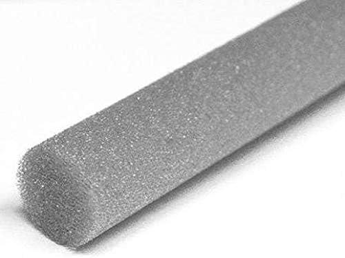 Mader H-Hinterf/üllprofil Schaumstoffrundschnur 20 mm 50 x Polyethylen-Rundschn/üre und Au/ßenbereich Einsatzbereich Bodenfugen im Innen