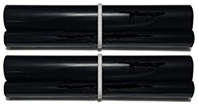 2-pack of PC-502RF Fax Film Ribbon Refill Rolls Compatible with Brother Fax 575