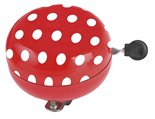 - M-Wave Polka Dot Ding-Dong Bell, Red