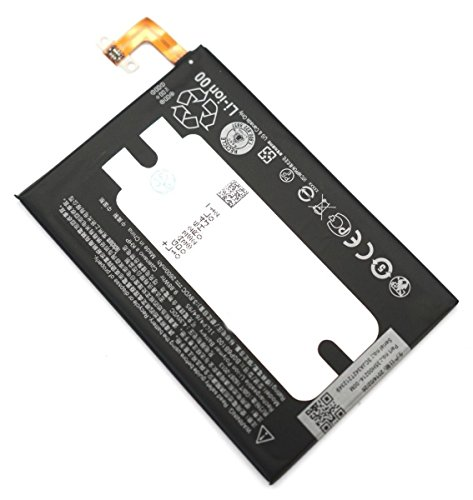 UoUo New Replacement B0P6B100 Battery for HTC One M8 2600mAh 3.8V Li-ion Battey