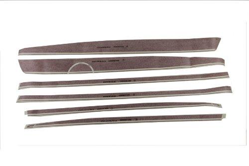 Genuine GM Accessories 20990195 'Heritage Stripes' Decal ()