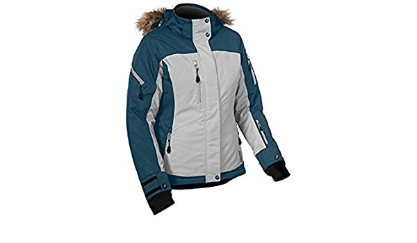 dcf3f9f56b2 Amazon.com  Castle X Tempest Jacket Bay Blue (Large)  Automotive