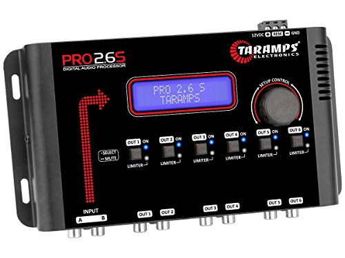 - Taramp's Pro 2.6 S Digital Audio Processor