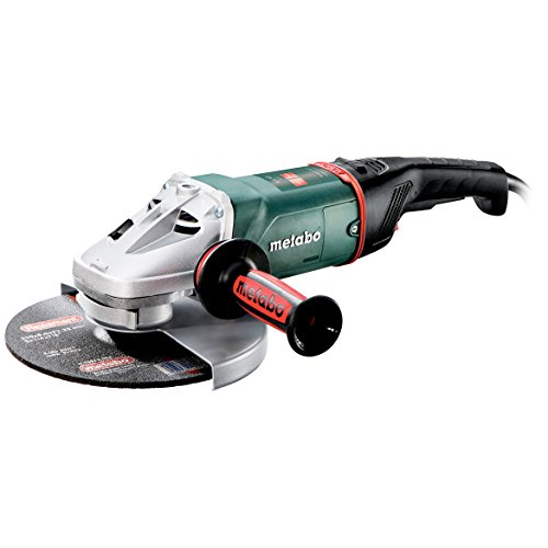 Metabo 606467420 15.0 Amp 6,600 RPM 9 in. Angle Grinder