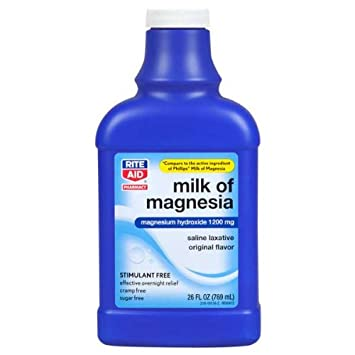 Rite Aid Milk of Magnesia, Original, 26 oz.
